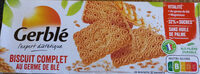 Biscuit complet au germe de blé - نتاج - fr