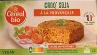 Croq' soja à la provençale - Produit - fr