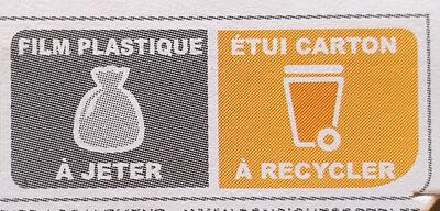 Biscuits Goûter aux raisins - Instruction de recyclage et/ou informations d'emballage - fr