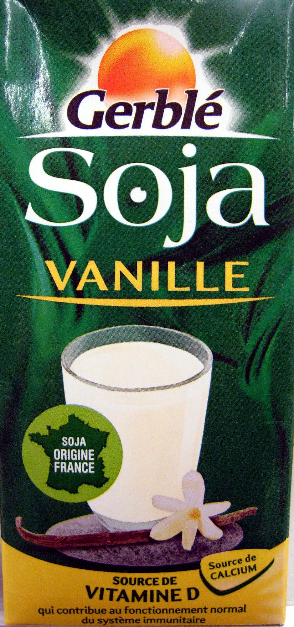 Soja Vanille - Produit