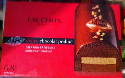 Delice chocolat praliné - Produit - fr