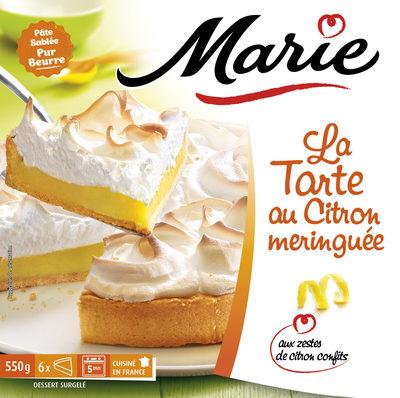 Marie tartecitron - Product