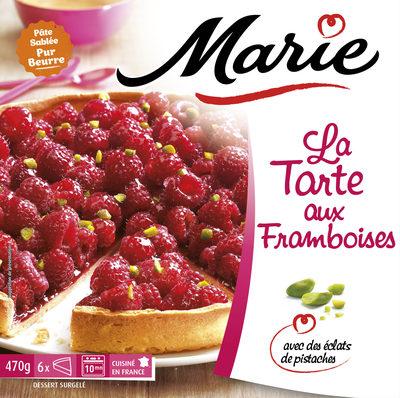 Marie tarteframboises - Product