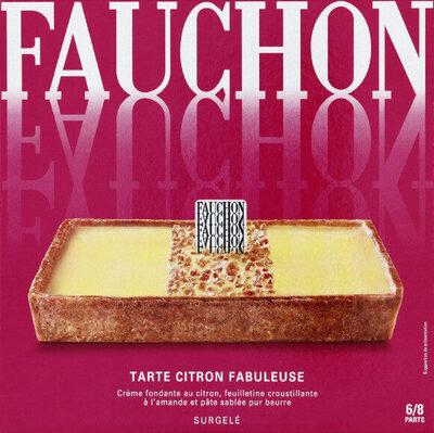 Tarte citron fabuleuse - Produit - fr