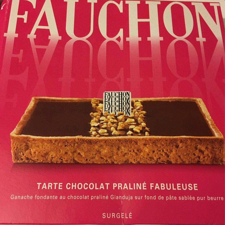 Tarte Chocolat Praliné Fabuleuse - Product