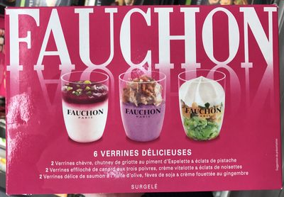 6 Verrines Délicieuses - Product - fr