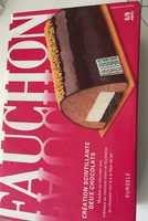 Création scintillante deux chocolat - Product