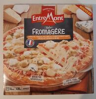 Notre Fromagère - Pizza Entremont - Prodotto - fr