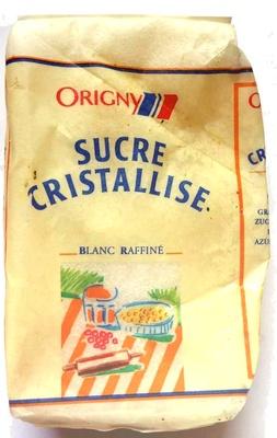 Sucre cristallisé - Produit