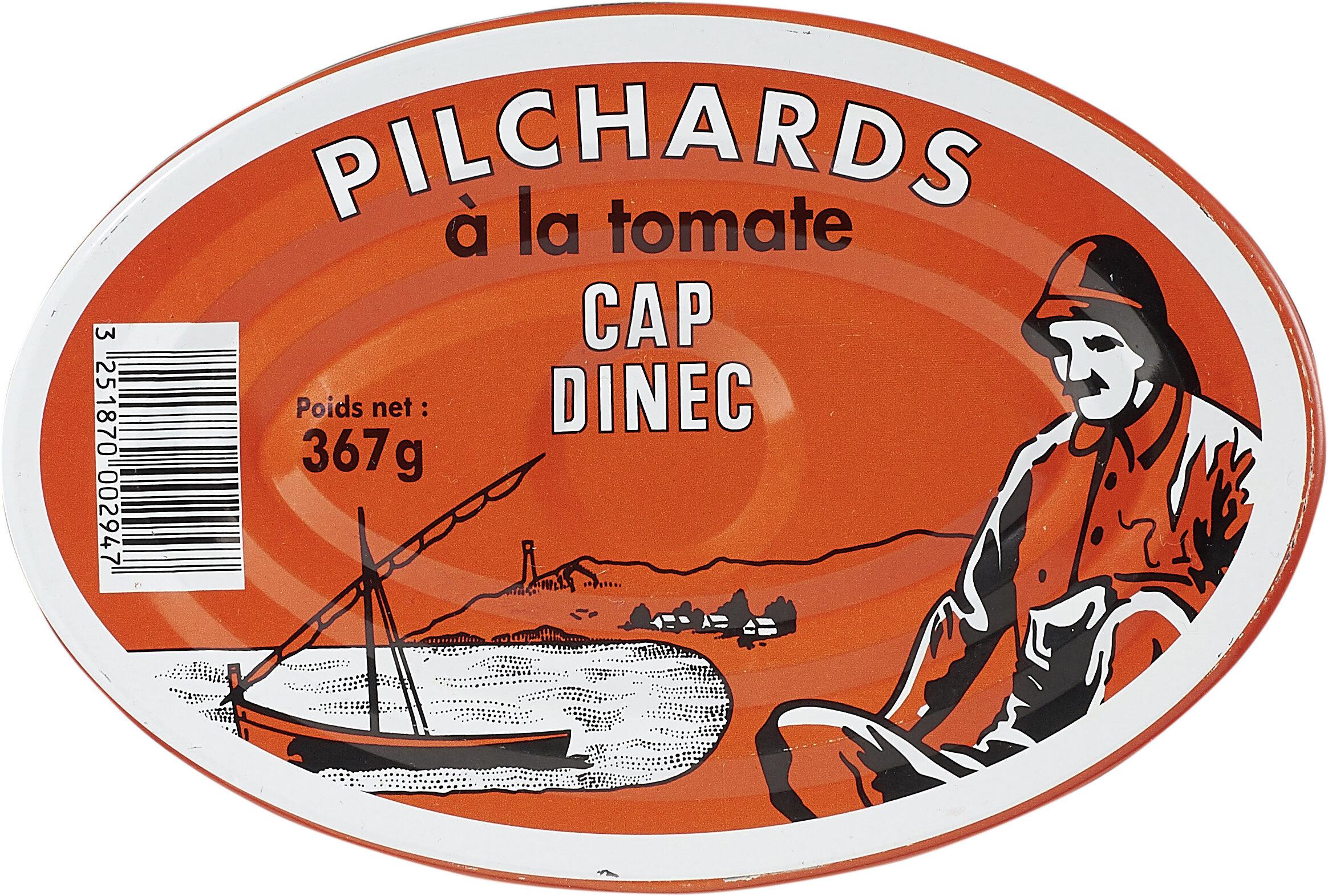 Pilchards à la tomate - Prodotto - fr