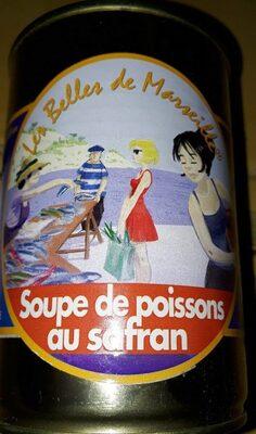 Soupe de poisson au safran - Producto - fr