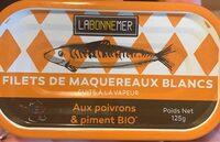 Filets de maqueteaux blancs - Produit - fr