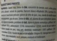 Cassoulet - Ingrediënten - fr