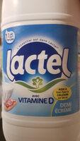 Lait demi-écrémé avec Vitamine D - Product