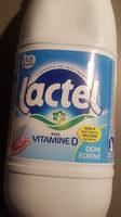 Lait Demi-écrémé avec Vitamine D - Produit