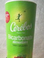 Bicarbonate alimentaire - Produit