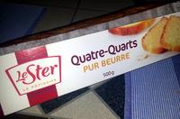 Quatre-Quart pur beurre - Produit