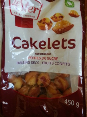 Cakelets - Product - fr