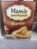 Puree 4X125G Mamie Gourmande - Produit - fr