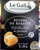 Beurre de Baratte Fleur de Sel de Guérande - Product