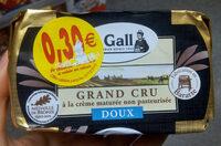 """Beurre de baratte """"Gand Cru"""" Doux - Product - fr"""