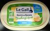 Beurre de Baratte Biologique Doux - Prodotto