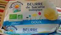 Beurre de Baratte Doux Bio - Product