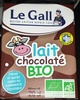 Lait Chocolaté Bio - Product