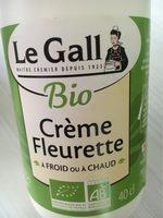 Crème Fleurette - Product