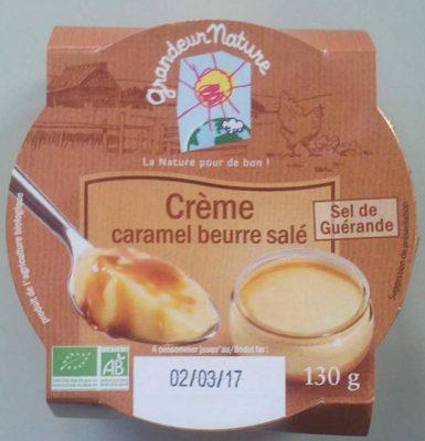 Crème Caramel Beurre Salé - Product