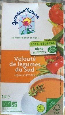 Velouté de légumes du Sud - Prodotto - fr