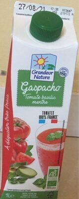 Gazpacho - Prodotto - fr