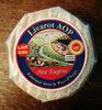 Livarot AOP - Fromage petit au lait cru - Product