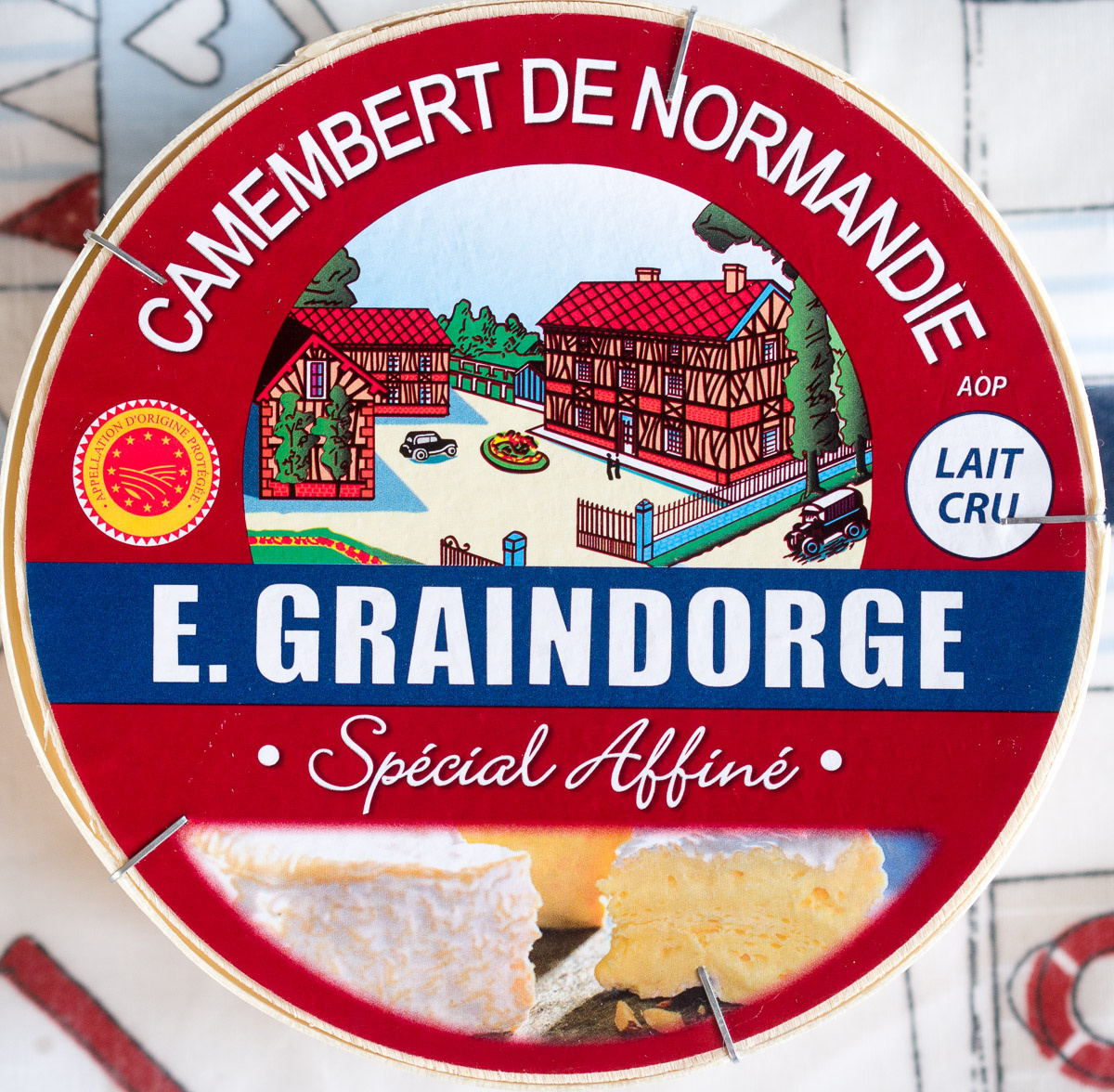 Camembert de Normandie AOP - Product