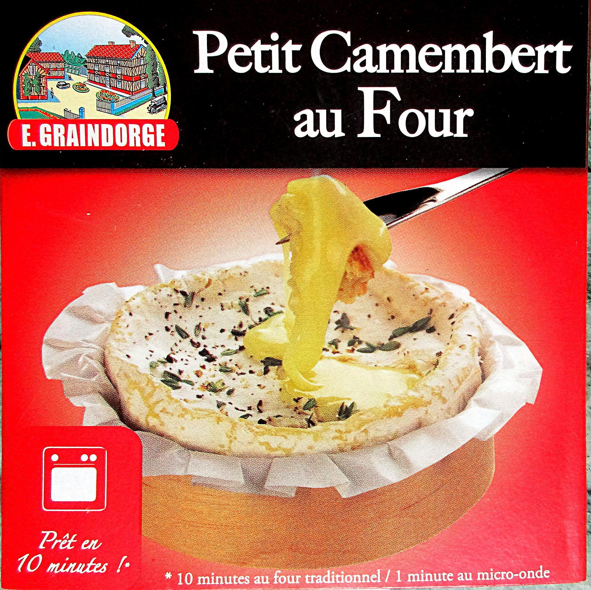 petit camembert au four graindorge 120 g. Black Bedroom Furniture Sets. Home Design Ideas