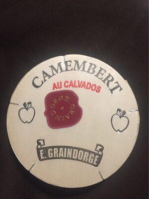 Camembert au Calvados - Produit - fr