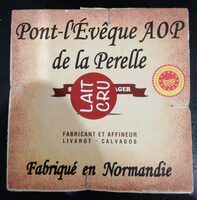 Pont-l'Eveque AOP de la Perelle - Product