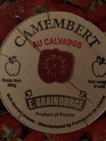 Camembert au Calvados - Product - en
