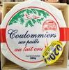 Coulommiers sur paille au lait cru (23% MG) - Product