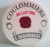 Coulommiers au Lait Cru (23 % MG) - Product