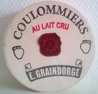 Coulommiers au Lait Cru (23 % MG) - Produit - fr