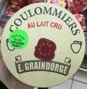 Coulommiers au lait cru (23% MG) (+30% gratuit) - Produit