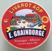 Petit Livarot AOP Graindorge - Product
