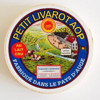 Petit Livarot AOP - Produit - fr