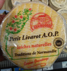 Petit Livarot AOP - Produit