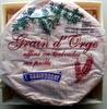Grain d'Orge affiné au Calvados sur paille (22 % MG) - Produit