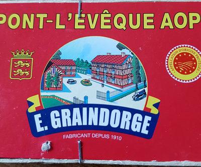 Demi Pont L'eveque 45% - Product