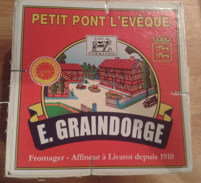 Petit Pont l'Evêque AOP (23 % MG) - Product - fr