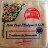 Petit Pont l'Evêque AOP (24% MG) - Product