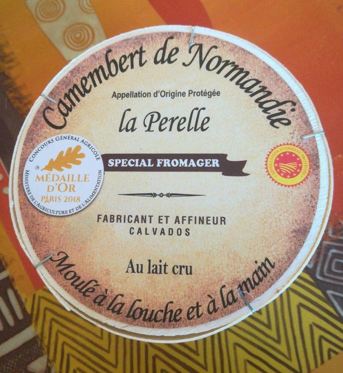 Camembert de Normandie AOP - Product